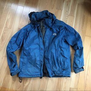 Men's Used North Face Rain/Wind Jacket